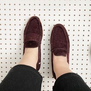 Stuart Weitzman | Bromley Shearling Penny Loafer
